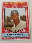 14 Ernie Banks Cards That Show His Love for Life and Baseball 18