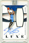 KEVIN DURANT 2014 Panini LUXE #M-KD 1 1 White Box SEALED Jersey AUTO OKC
