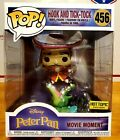 Hook and Tick-Tock Hot Topic Exclusive Funko Pop 6 Inch