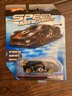 2010 Hot Wheels Speed Machines Ford GT LM Black