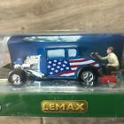 2015 NEW Lemax Hot Rod  - Village Figurine Table Accent - Exclusively for Sears