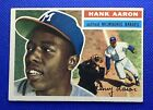 Vintage Topps Hank Aaron Baseball Cards Showcase Gallery and Checklist 79