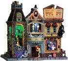 Lemax Grim Reaper's Department Store 35492 Spooky Town Lights & Sounds SEE VIDEO