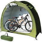 Large Tent Bike Cover Shelter Storage Shed Tent for Outdoor Backyard Waterproof