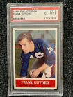 Frank Gifford Cards, Rookie Cards and Autographed Memorabilia Guide 12