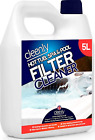 Cleenly Powerful Hot Tub Filter Cleaner Solution for Hot Tub Pool and Spa 5