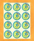 Ultra Rare VINTAGE TREND COOL MINT Scratch  Sniff Stickers FULL Sheet 80s