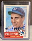 Phil Rizzuto Cards, Rookie Card and Autographed Memorabilia Guide 31