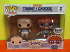 Funko Pop Tommy Chuckie 2-Pack BAM Exclusive Nickelodeon Rugrats Vinyl Figure