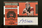 Andy Dalton Cards, Rookie Card Checklist and Autographed Memorabilia Guide 46
