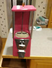 OAK ASTRO 25 CENT CANDY MACHINE COMES WITH DEEP ADJUSTABLE WHEEL