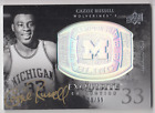2011-12 Upper Deck Exquisite Basketball Championship Bling Autographs Guide 47