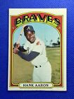 Vintage Topps Hank Aaron Baseball Cards Showcase Gallery and Checklist 67