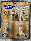 Kenner Starting Lineup 1989 Baseball Greats Babe Ruth and Lou Gehrig