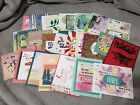 Lot of 25 Stampin Up Demonstrator Quality Hand Stamped Cards Lot 3