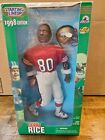 Starting Lineup 1998 Edition SF 49ers Jerry Rice 12
