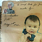 Vintage Scrapbook WWII Era by dying girl 1941 See pics GREAT CUTOUTS