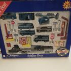 Soldier Bear 25 piece Police Vehicles Special Edition Diecast metal