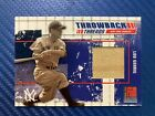 Lou Gehrig 2003 Donruss Elite Throwback Threads Game Used Pants Jersey 7 100