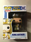 Funko Pop Monty Python and the Holy Grail Figures 25