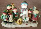 Sue Dreamer Lang Winter Fun Figures 1st Edition with Box