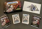 2018 GPK OH THE HORROR-IBLE COMPLETE BASE SET 200 CARDS+WRAPPER+EMPTY COLL. BOX