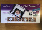 Purple Cows 2 In 1 Rotary Paper Trimmer  Cutter