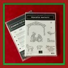 Stampin Up PEACEFUL NATIVITY Stamps  NATIVITY DIES