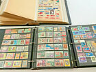 Vintage Postage Stamps Collection USA World International Unhinged  Lot 1