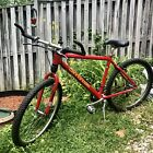 Vintage Cannondale F700 Mountain Bike 7 speed 19Frame made in USA