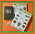 Stampin Up ACORNY THANK YOU  CHEER ALL YEAR Stamps  ACORN Punch NEW