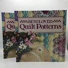 Best Loved Quilt Patterns 2 Binders Oxmoor House Patterns  Templates 1991