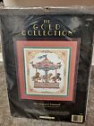 Dimensions Gold Collection Her Majestys Carousel Counted Cross Stitch Kit NIP