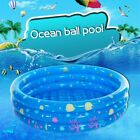 150cm Child Inflatable Swimming Pool Center Family Summer Outdoor Play PVC Pool
