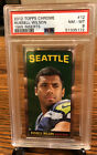 2012 Russell Wilson Rookie Topps Chrome 1965 Inserts #12 PSA 8 Seattle Seahawks