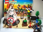 Lego Western Indians Chiefs Tepee 6746 1997 COMPLETE w manual vintage No Box