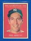 Phil Rizzuto Cards, Rookie Card and Autographed Memorabilia Guide 22