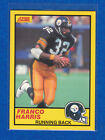 Franco Harris Cards, Rookie Card and Autographed Memorabilia Guide 6