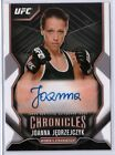 2015 Topps UFC Chronicles Trading Cards - Review Added 54