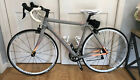 Womans Cannondale Road Bike Caad 10 Gray Pink Size 54 Aluminum
