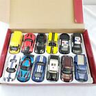 Lot of 12 Kinsmart Diecast Model Collectible Toy Cars Scale 132 148