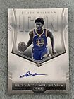2016 Panini NBA Finals Private Signings Basketball Cards 19