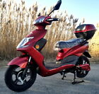 500 Watt Wizzer Electric Motor Scooter Moped With Pedals YW 182