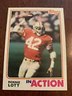 Ronnie Lott Cards, Rookie Card and Autographed Memorabilia Guide 7