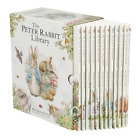 The Peter Rabbit Library 12 Book Box Set Kids Classic Tales from Beatrix Potter