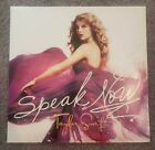 TAYLOR SWIFT SPEAK NOW Vinyl RSD Record Store Day Exclusive Clear Smoke 4224