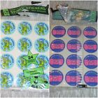 Vintage opened Trend Scratch n sniff stickers 80s Bandage Toothpaste full sheets