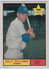 Top 10 Billy Williams Baseball Cards 16