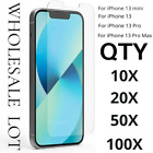 Wholesale Bulk Tempered Glass Screen Protector Lot For iPhone 13 mini 13 Pro Max