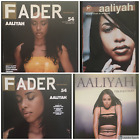 Aaliyah 2008 Fader Magazine 2003 book by Tim Footman 2001 More Than A Woman